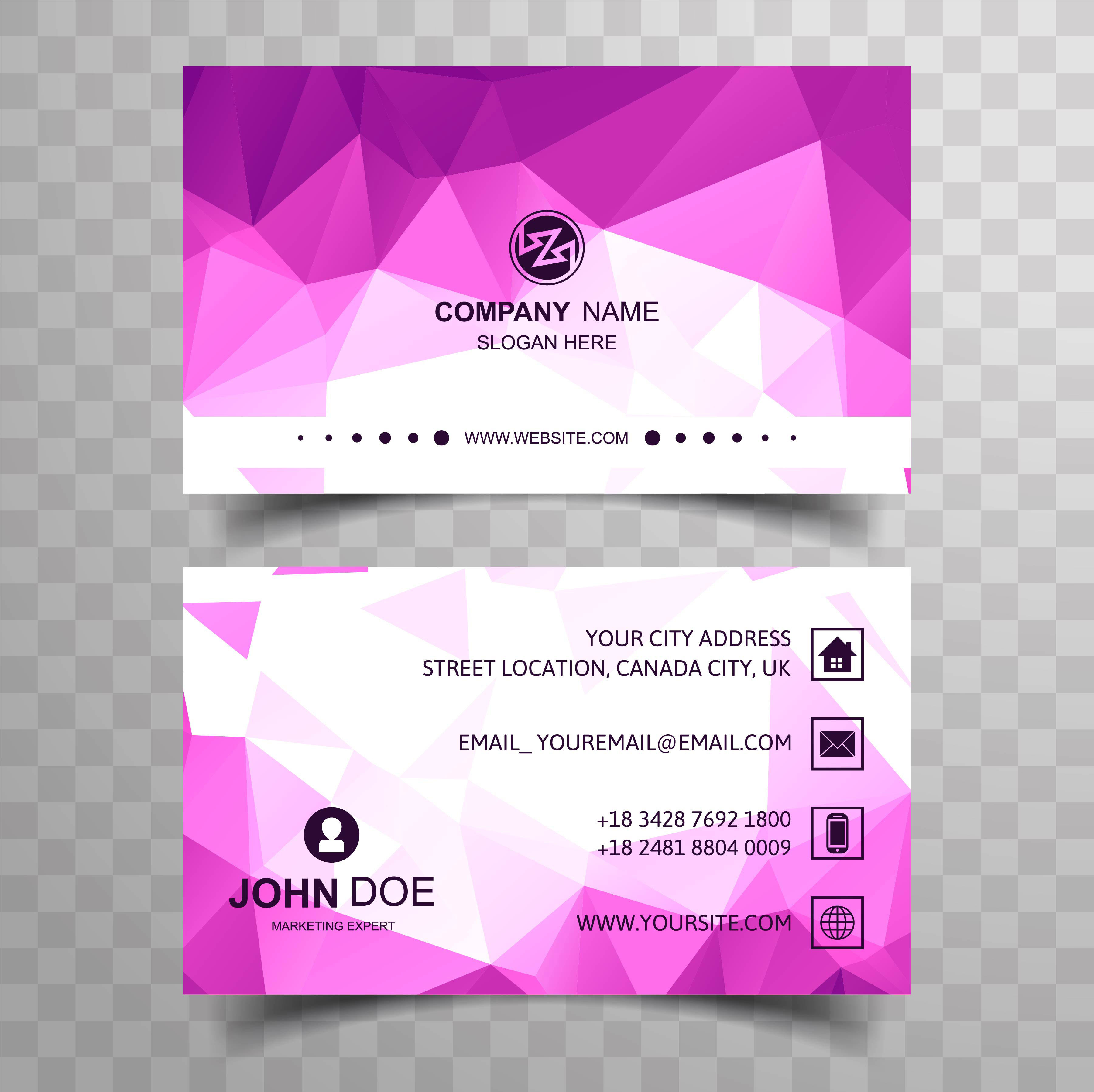 modern business card background  download free vectors