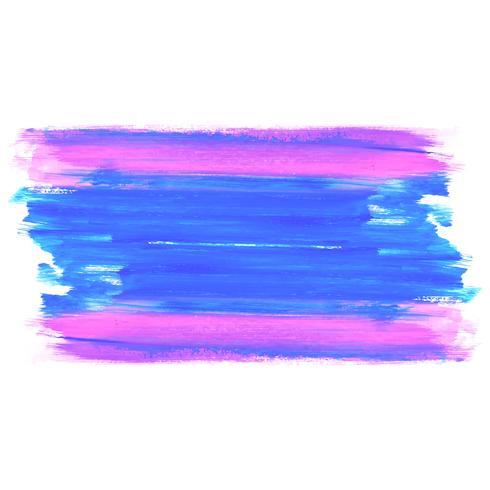 Abstrakt färgrik vattenfärg stänk bakgrund