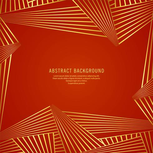 Abstract shiny geometric background