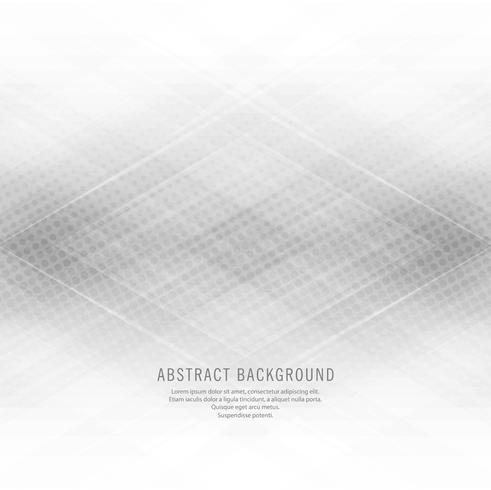 Modern grey geometric background illustration