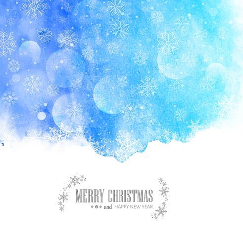 Modern christmas background