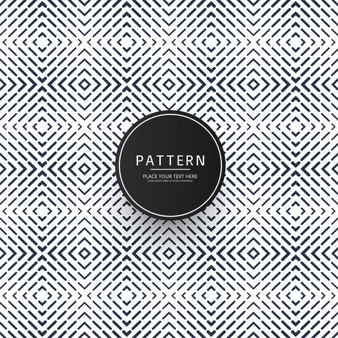 Fondo de textura de patrón creativo geométrico moderno