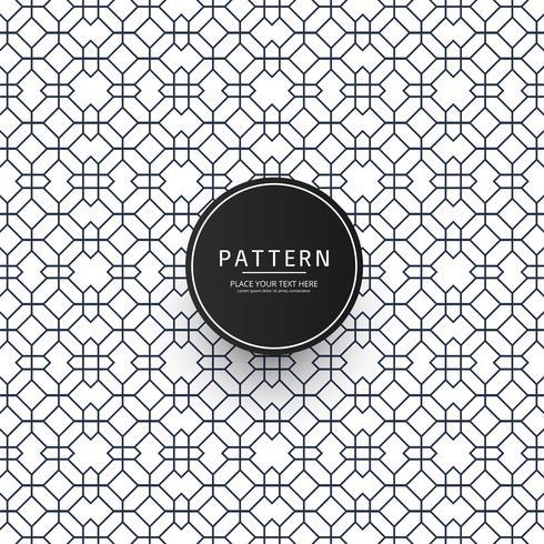 Modern geometrisk kreativ mönster textur bakgrund