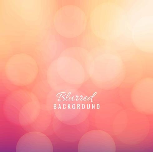 modern colorful blurred background