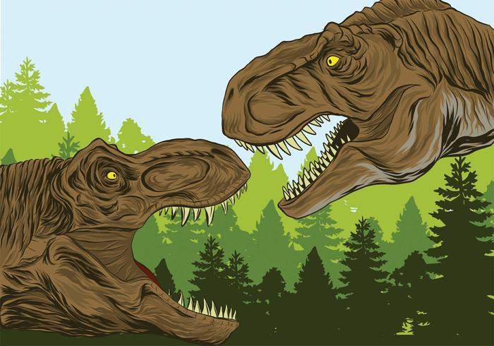 Dinosauro realistico