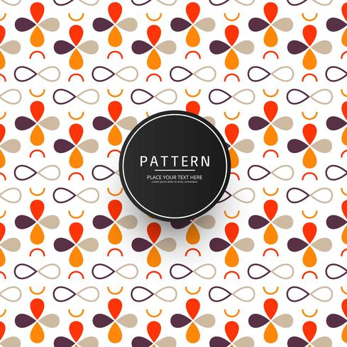 modern colorful pattern background