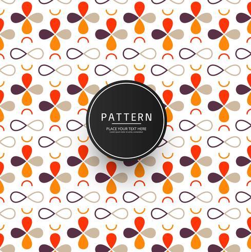 modernt färgstarkt mönster bakgrund