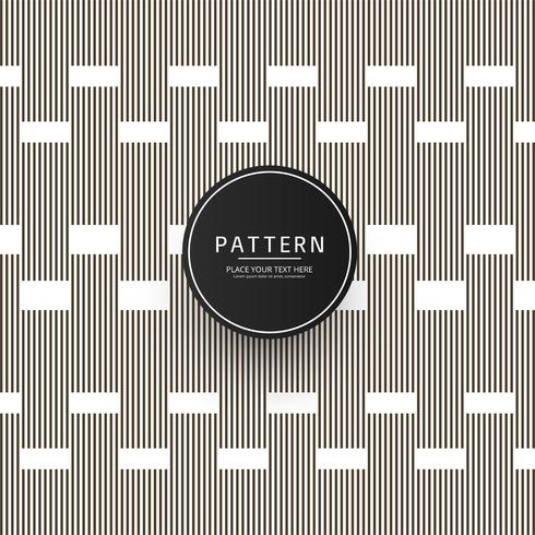 Simple geometric pattern background