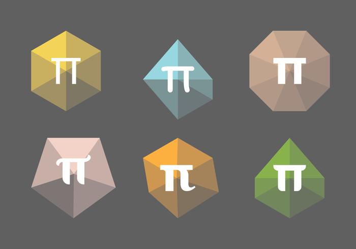 pi symbolvektor
