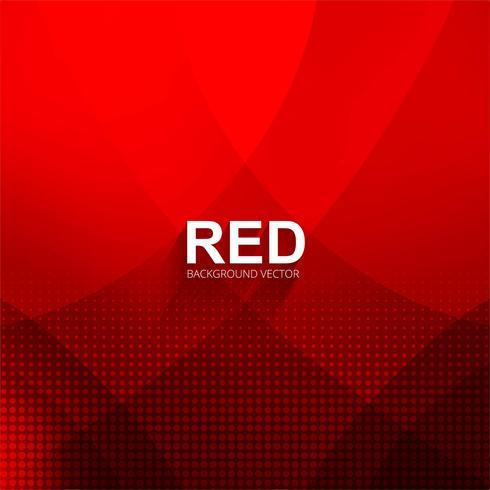 Abstrakte glänzende rote helle Hintergrundillustration