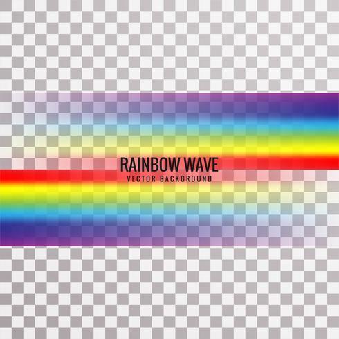 Moderner Regenbogen Hintergrund