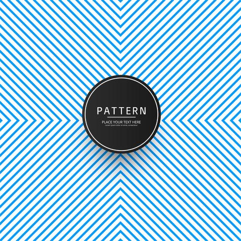 Abstracte geometrische patroon blauwe achtergrond
