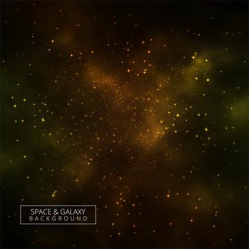 Abstrakt mörk galax glänsande bakgrund