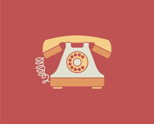 Telefono rotativo classico