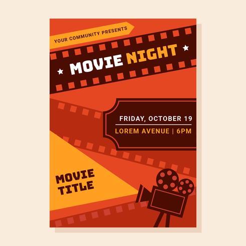 Film Nacht Poster