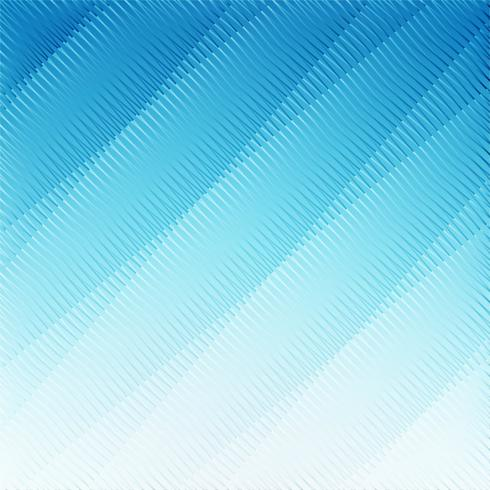 Vector de fondo de hermosas líneas azules