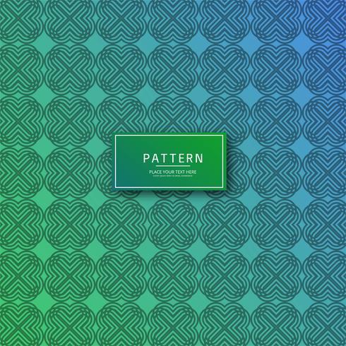 Moderne kleurrijke geometrische patroon vectorillustratie