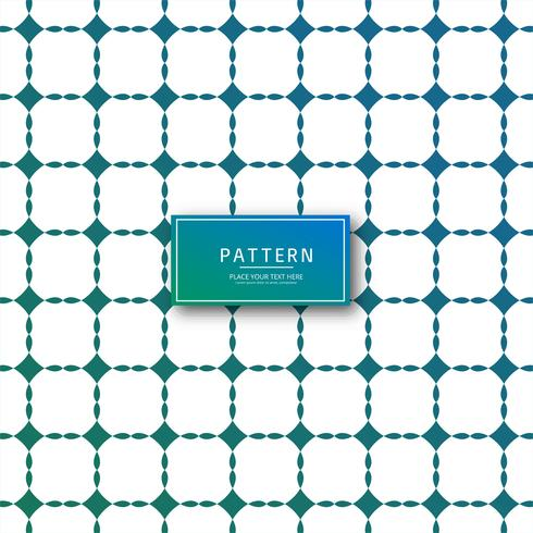 Abstracte geometrische patroon vector