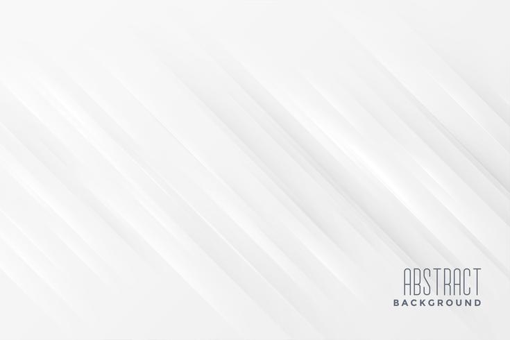 stilvoller weißer Hintergrund mit dunklen und hellen Linien Schatten