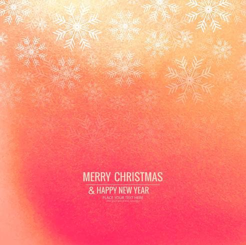 Moderne vrolijke Kerstmis kleurrijke achtergrond