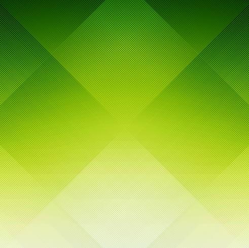 Elegante groene creatieve lijnenachtergrond