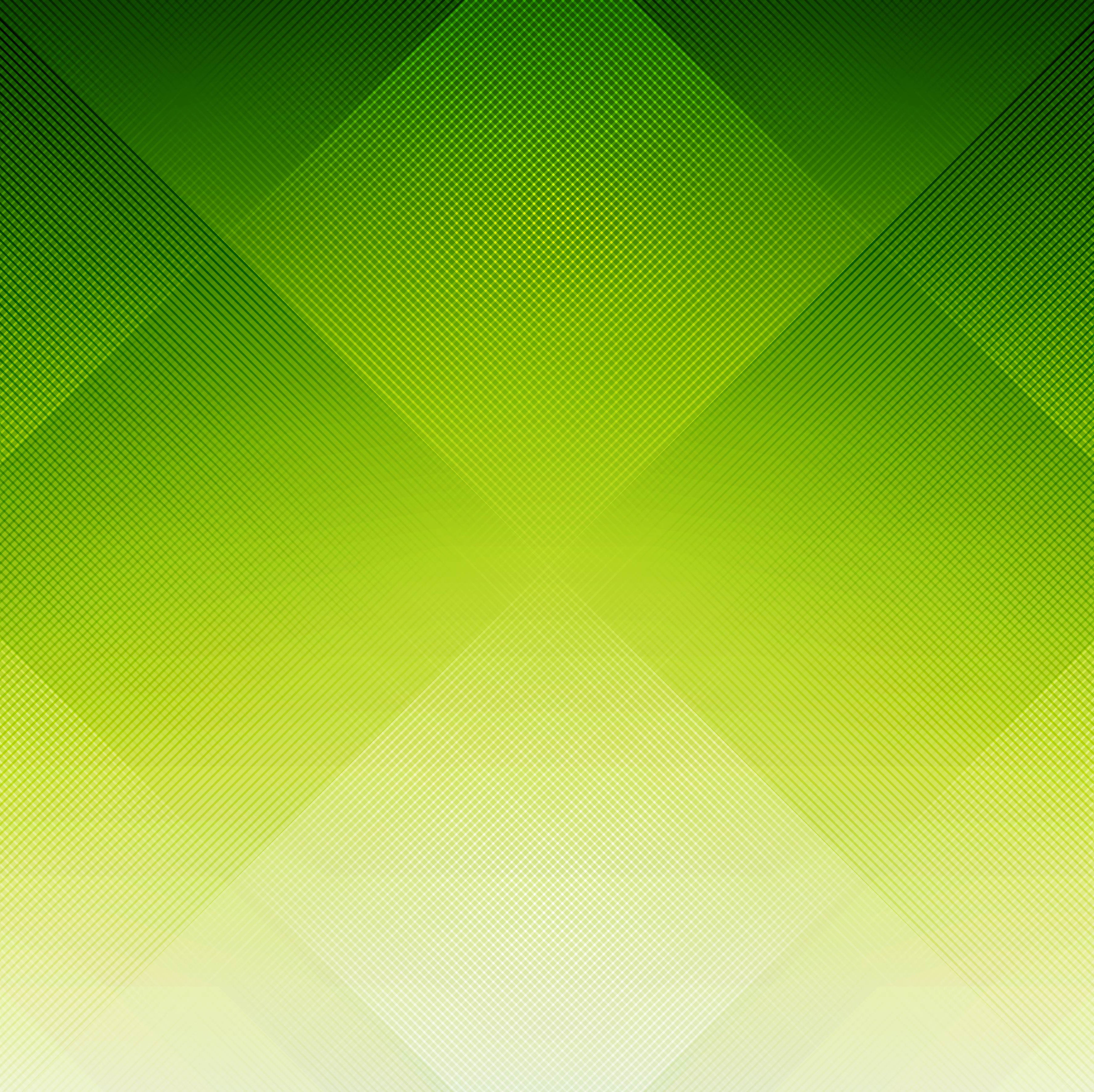 Elegant Green Creative Lines Background 246223