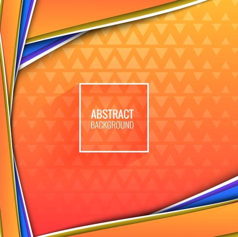 Elegante kleurrijke golvende achtergrond vector