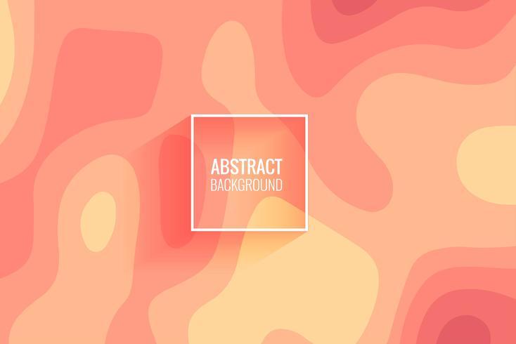 Abstrakt färgrik papercut bakgrund