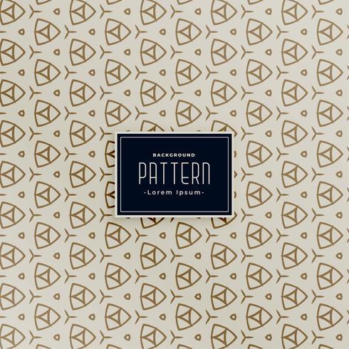 Fondo de diseño elegante patrón abstracto