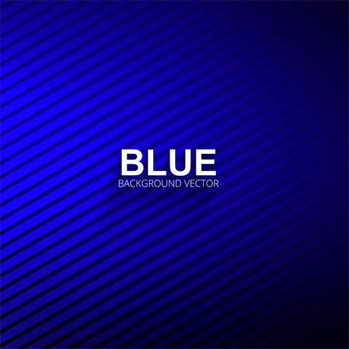 Schöne stilvolle blaue Linien Hintergrund