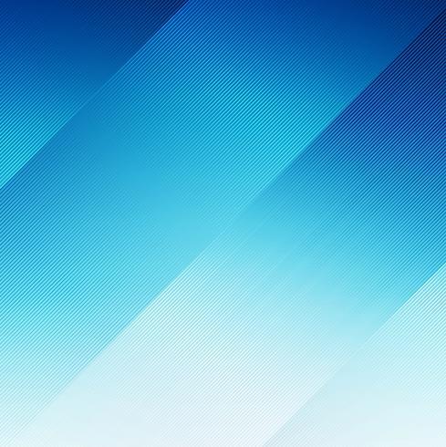 Vacker glänsande blå linjer vektor design