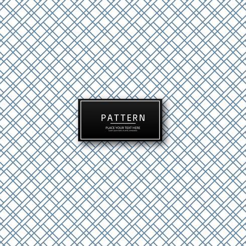 Abstrakte Linien geometrisches Musterdesign