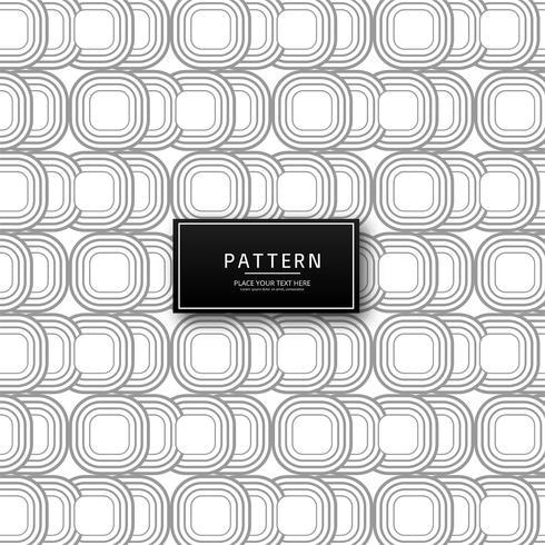 Abstrakt geometrisk sömlös mönster design