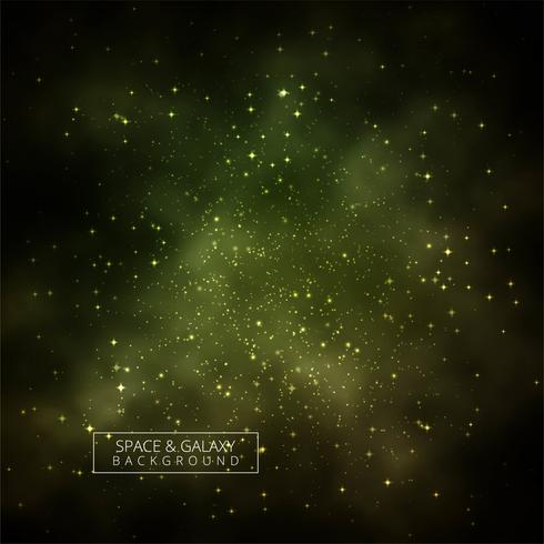Fondo oscuro colorido abstracto de la galaxia