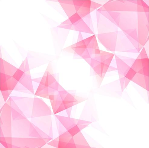 Abstract geometric polygon background illustration vector