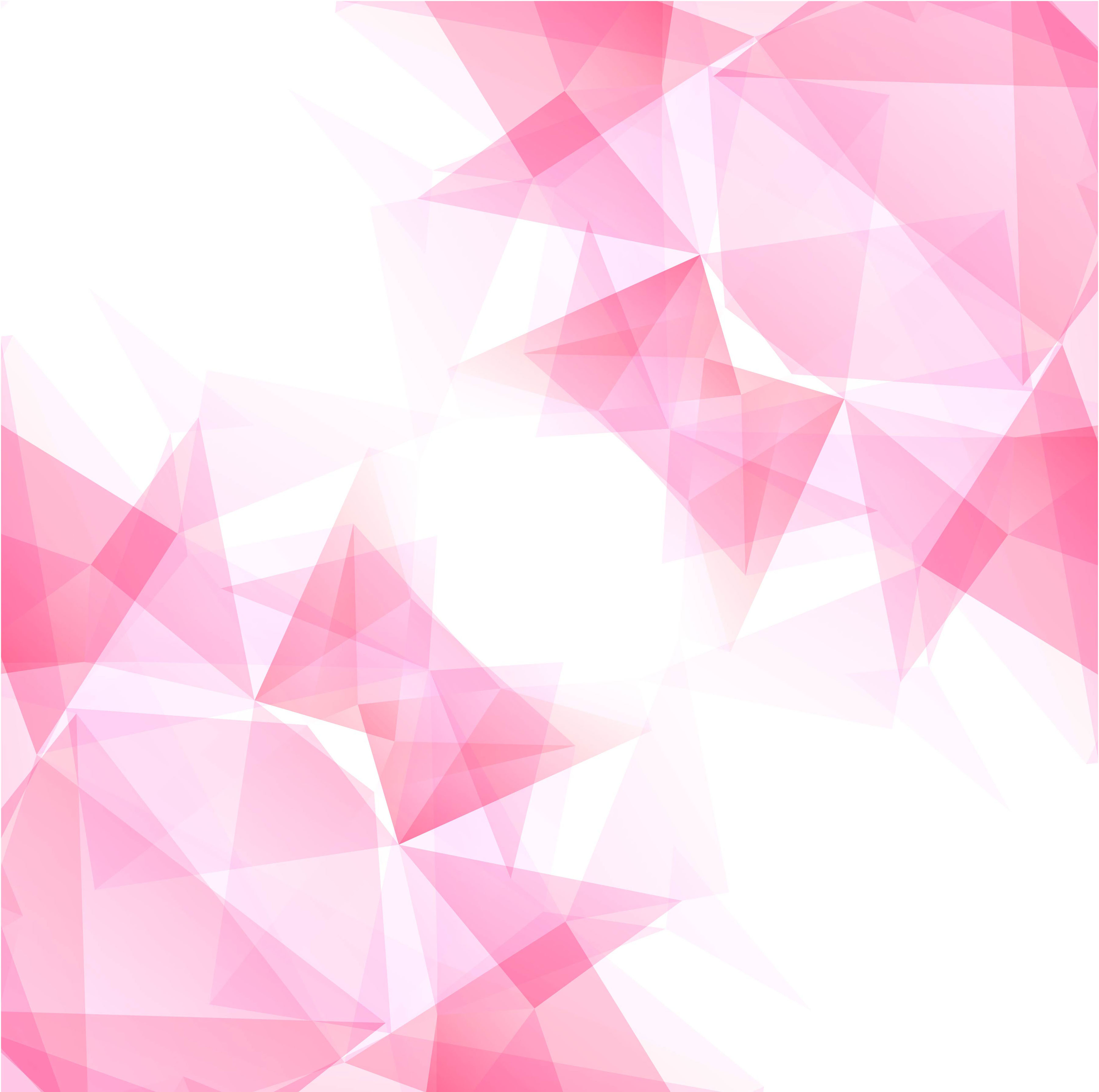 Abstract geometric polygon background illustration vector ...