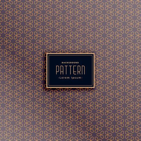diseño de patrón de textura de tela impresionante