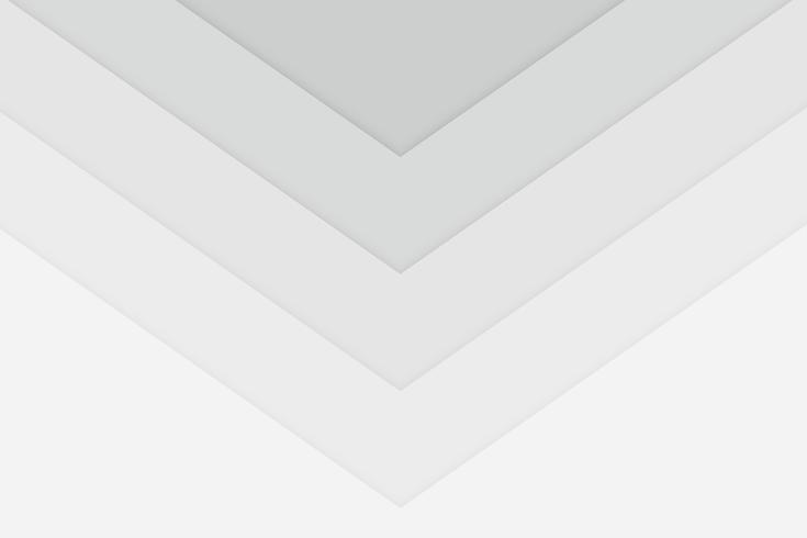 sfondo bianco pulito stile freccia cubettata