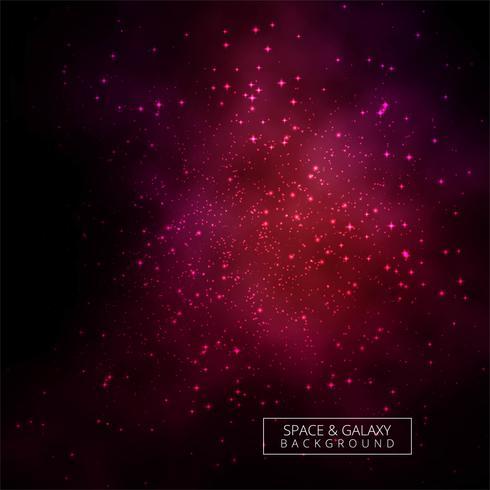 Beautiful shiny galaxy universe background