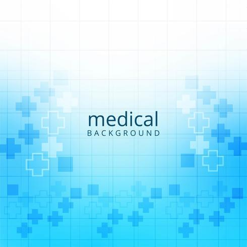 Vector de fondo de asistencia sanitaria y médica