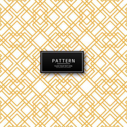 Vector de patrones geométricos sin fisuras