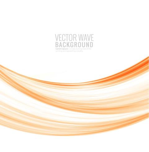 Abstract creative wave vector