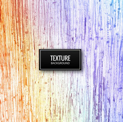 Beautiful colorful texture background vector