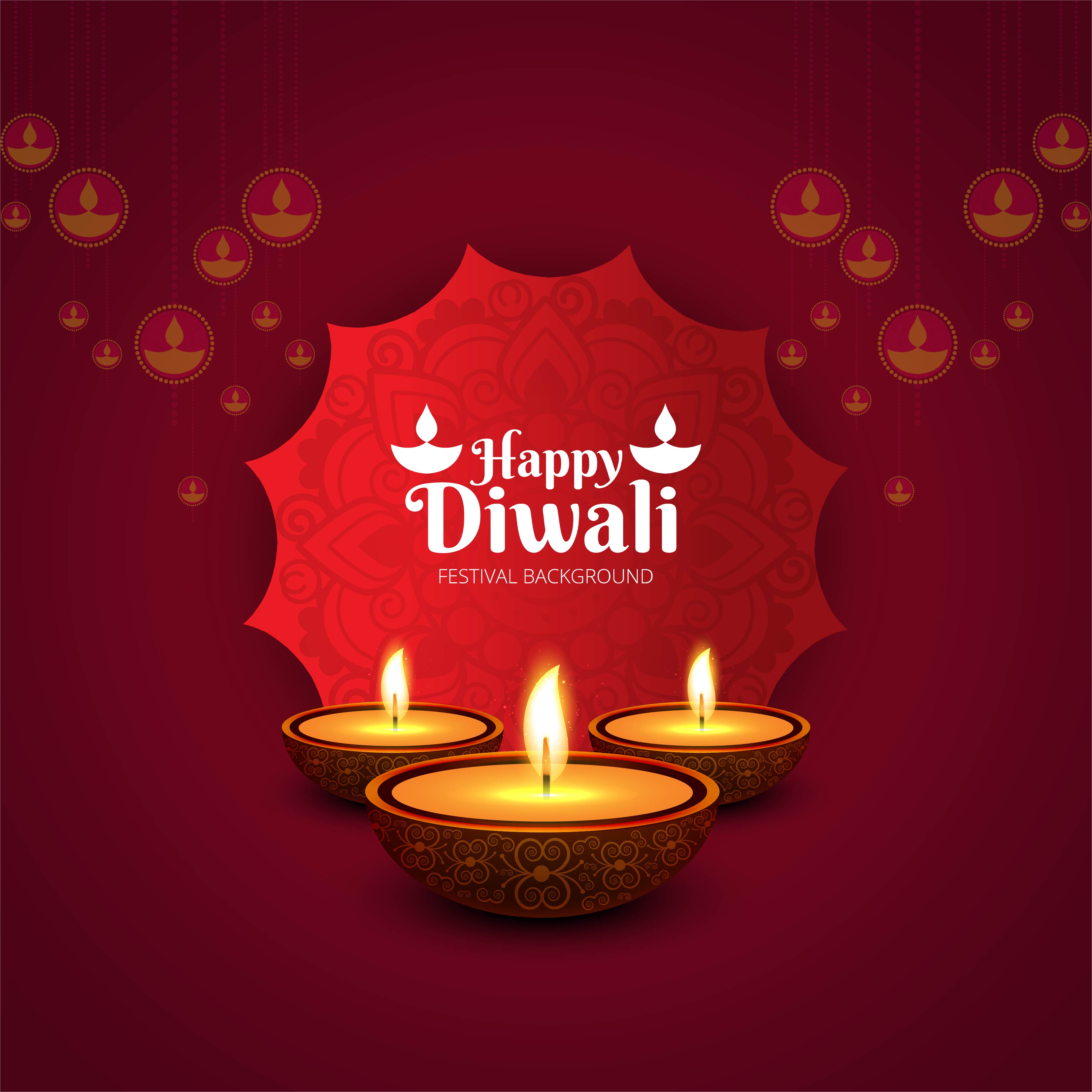 Design Lumineux Moderne Et Colore De Diwali Telecharger Vectoriel Gratuit Clipart Graphique Vecteur Dessins Et Pictogramme Gratuit