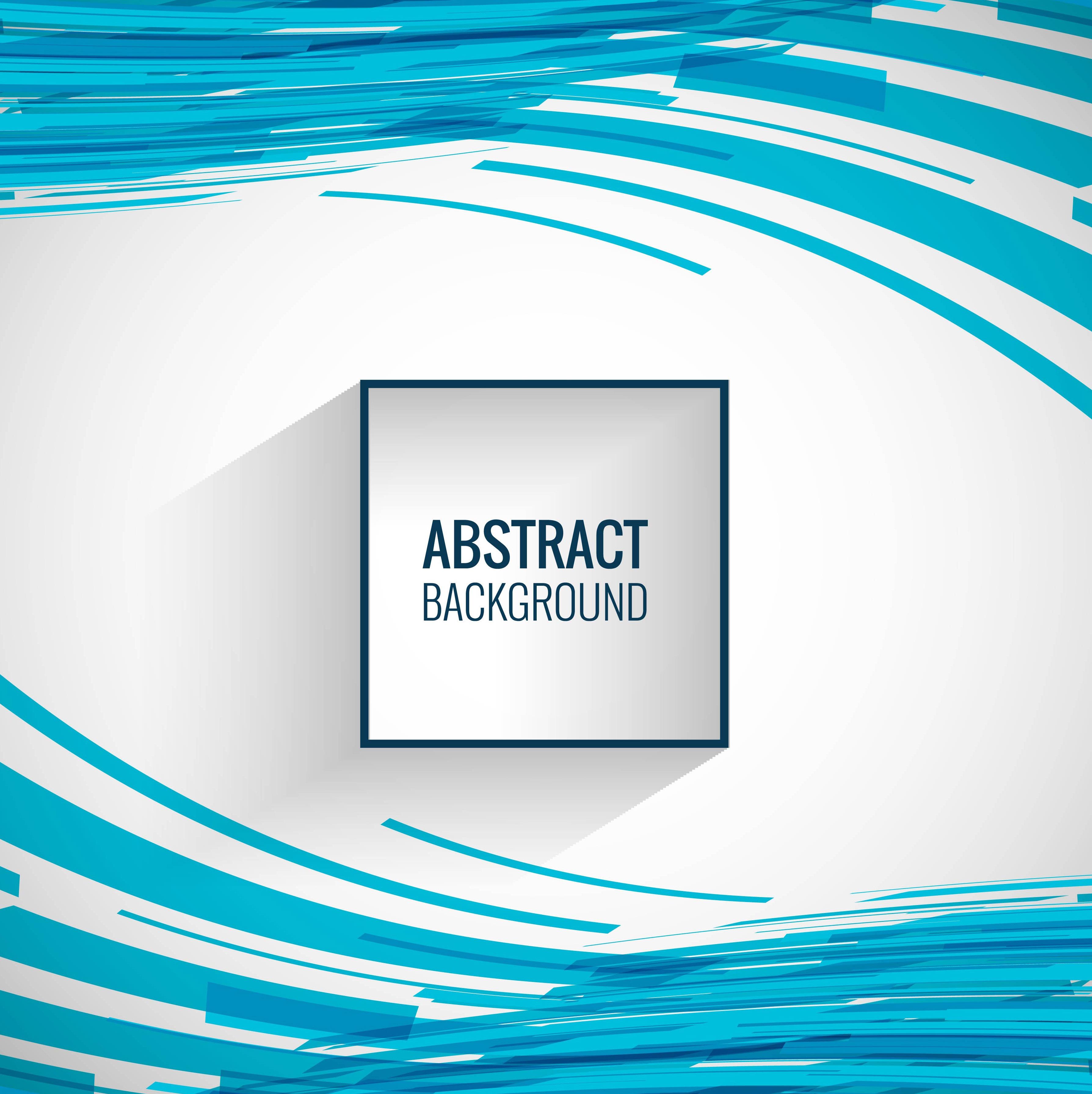 Elegant Blue Lines Background Wave Vector 247117