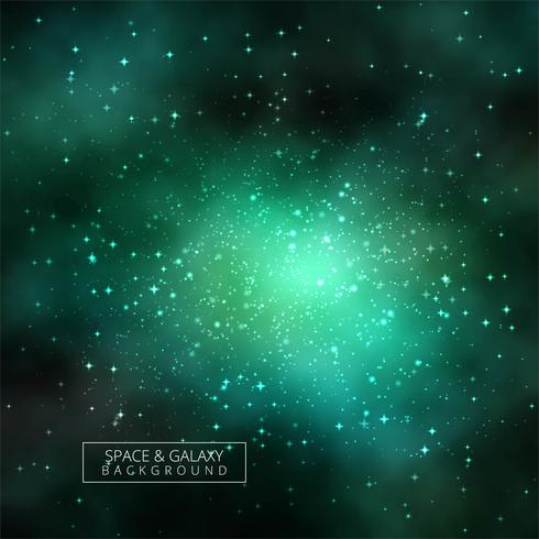Abstrakt galax bakgrund universum design