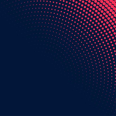 abstract dark halftone background design