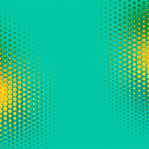 abstract circle halftone background design
