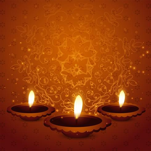 festival hindou de diwali beau fond