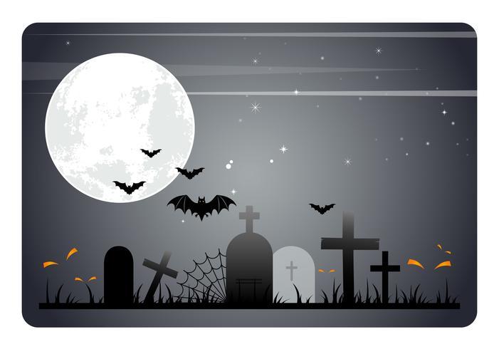 Vetorial, dia das bruxas, fundo, ilustração